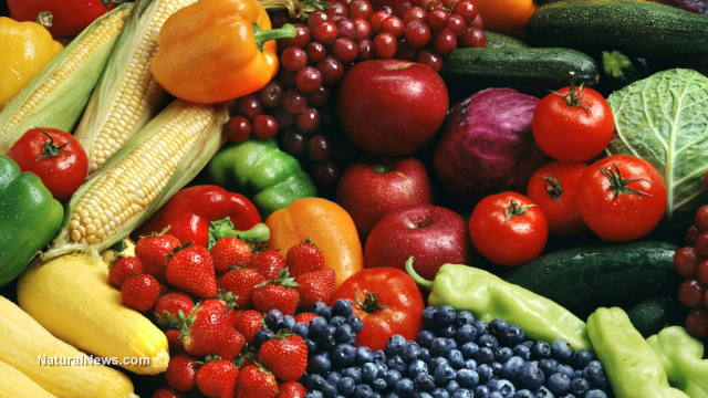 Prevent stroke by eating fruits and veggies